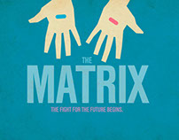Alternative movie poster designs