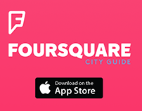 Foursquare CityGuide Video