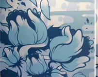 Mural Graffiti by Aleix Gordo Hostau
