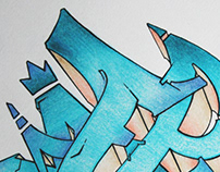 Graffiti / Desenhos / Lettering