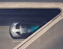 Audi Aicon - CGI