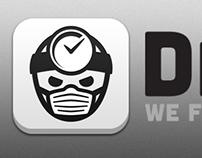 DrGym . Mobile app design