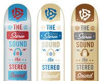 DangerBrain X Stereo Skateboards
