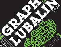 Especimen Tipográfico - LUBALIN