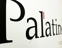 Palatino Poster