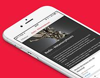 MTL Museums iPhone App