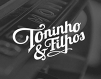Toninho & Filhos - Identidade Visual