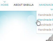 Handmade Jewelry by Babilla - Website