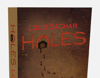 Holes Book Cover Redesign