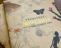 Treasures of Newcastle — Exhibition catalogue