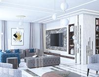 Mivida private villa / contemporary