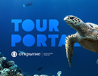 Tour portal – Open bank