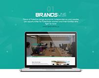 Brandline Website