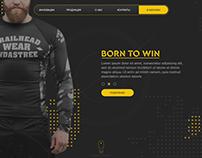 """sportswear/""""Danta web"""""""