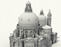Historical Architecture modelling