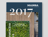 Informe Integrado Masisa 2017