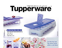 FLYERS of TUPPERWARE