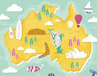 Australia - Mr.Wonderful Ideas Magazine