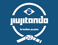 Jiujitando logo concept