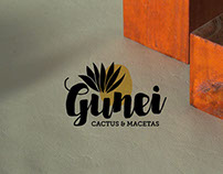 GUNEI, Plantas y macetas.