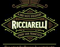 Ricciarelli Branding (Italian Cookie)