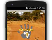 Run Africa Mobile