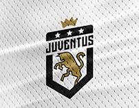 Juventus Logo Rebrand.