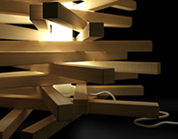 Серия светильников Tunguz