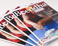 Boeddha Magazine (bladformule, copy & eindredactie)