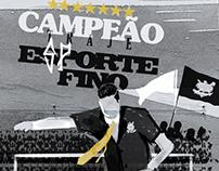 Cia. do Terno + Sport Club Corinthians Paulista