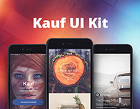 Kauf UI Mobile Kit