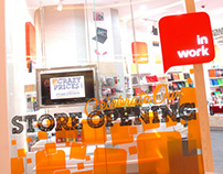 Store Design . InWork . Kemang, Jakarta
