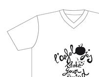 Apfeljus / T-shirt