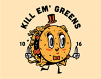 Kill Em' Greens | Fat Boy Series 1