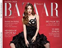 Harper's Bazaar Vietnam - October 2016