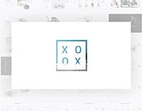 XOXO-Minimal Presentation Template