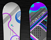 Flux Projekts - Evolution - Snowboard Design