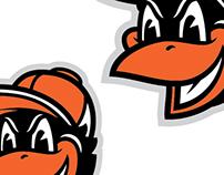 Orioles logo flip!