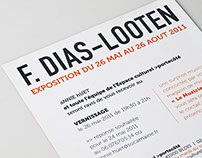 Florence Dias-Looten - painter's exhibition
