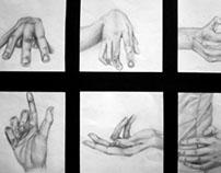 Estudio de pies y manos