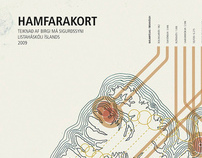 Hamfarakort  //  Disaster map