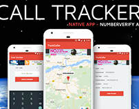 Call Tracker Android App