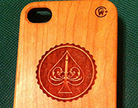Good Wood iPhone case