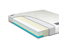 Mattresses Illustrations