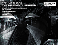 Technical Itch – The Failed Evolution EP