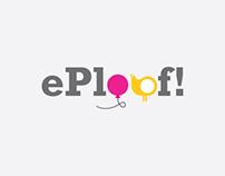 ePloof! Web Banners