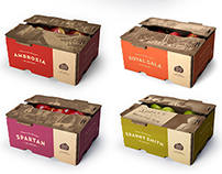 BC Tree Fruit Packaging & ReBrand