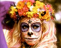 Venus Starr - Dia de Los Muertos