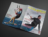 Athletico Magazine Campaign