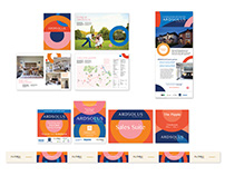 Property Brochure, Hoarding, Directional Signage, eDM